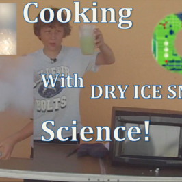 Dry Iced Plasmaed Grape Smoothie – Cooking With Science