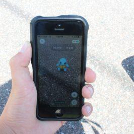 The Pokemon Go Distraction