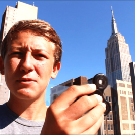 Would A Fidget Spinner Dropped Off the Empire State Building Kill You?
